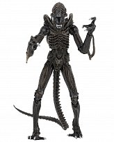Фигурка Чужого — Neca Aliens Ultimate Alien Warrior Brown