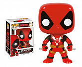 Фигурка Дэдпула — Funko POP! Marvel Comics Deadpool Two swords