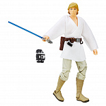 Фигурка Люка Скайуокера — Hasbro Star Wars Black Series Wave 2 Luke Skywalker
