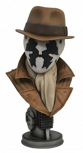 Бюст Роршаха — Watchmen Legends Bust 1/2 Rorschach
