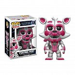 Фигурка Фокси — Funko POP! Five Nights at Freddys Funtime Foxy