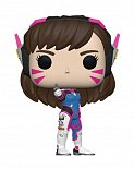 Фигурка ДиВА — Funko Overwatch POP! D.Va