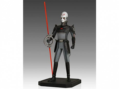 Фигурка Инквизитор — Gentle Giant Star Wars Rebels The Inquisitor Limited Edition Maquette Statue