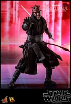 Фигурка Дарта Мола — Hot Toys Star Wars DX17 Darth Maul 1/6 Scale Figure Deluxe