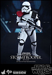 Фигурка Штурмовика — Hot Toys Star Wars 1/6 First Order Stormtrooper Officer