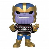 Фигурка Таноса — Funko Marvel Holiday POP! Thanos