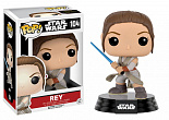 Фигурка Рей — Funko POP! Star Wars Episode VII Rey Battle Pose