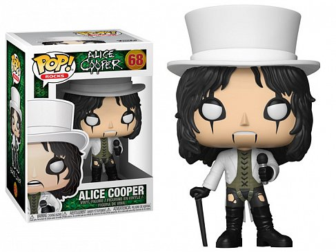 Фигурка Элиса Купера — Funko Alice Cooper POP! Rocks