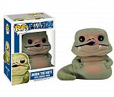 Фигурка Джаббы — Funko Star Wars POP! Bobble Head Jabba The Hutt