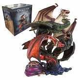 Фигурки Драконов — Noble Collection Harry Potter Sculpture Dragons of The First Task