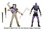 Фигурки Casey Jones w Foot Soldier — Neca Teenage Mutant Ninja Turtles