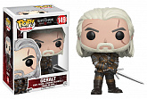 Фигурка Геральта — Funko The Witcher POP! Games Geralt