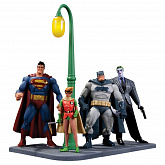 Набор фигурок Бэтмен — DC Collectibles Batman The Dark Knight Returns 4-Pack