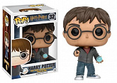 Фигурка Гарри Поттера — Funko Harry Potter POP! Harry With Prophecy