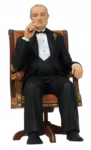 Фигурка Дона Корлеоне — SD Toys The Godfather Movie Icons Don Vito Corleone