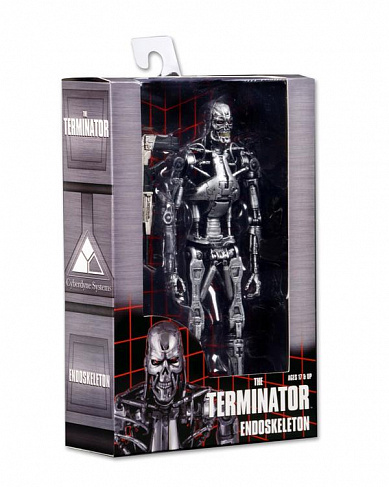 "Фигурка Эндоскелет Т-800 ""Терминатор"" (Neca The Terminator T-800 Endoskeleton Figure)"