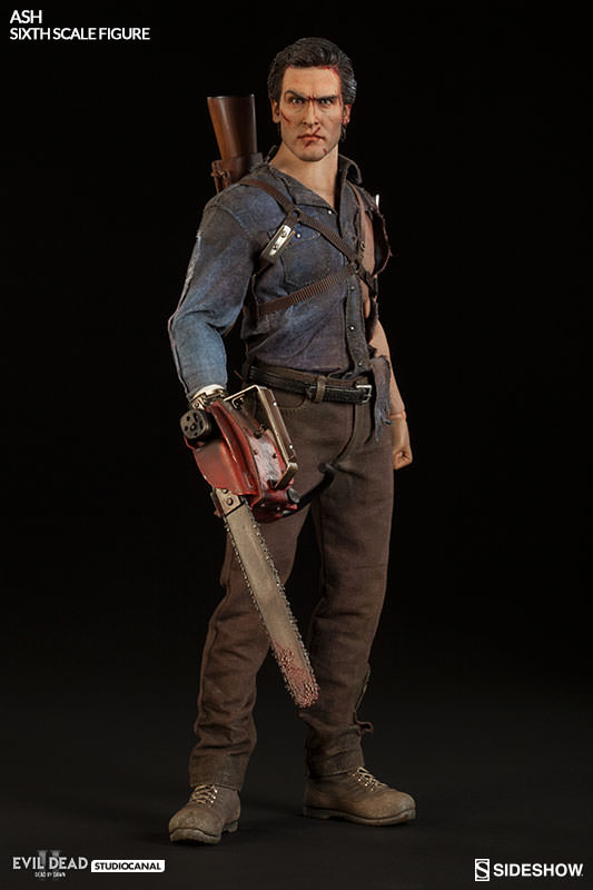 Evil Dead 2: Dead By Dawn Ash Sixth Scale Figure